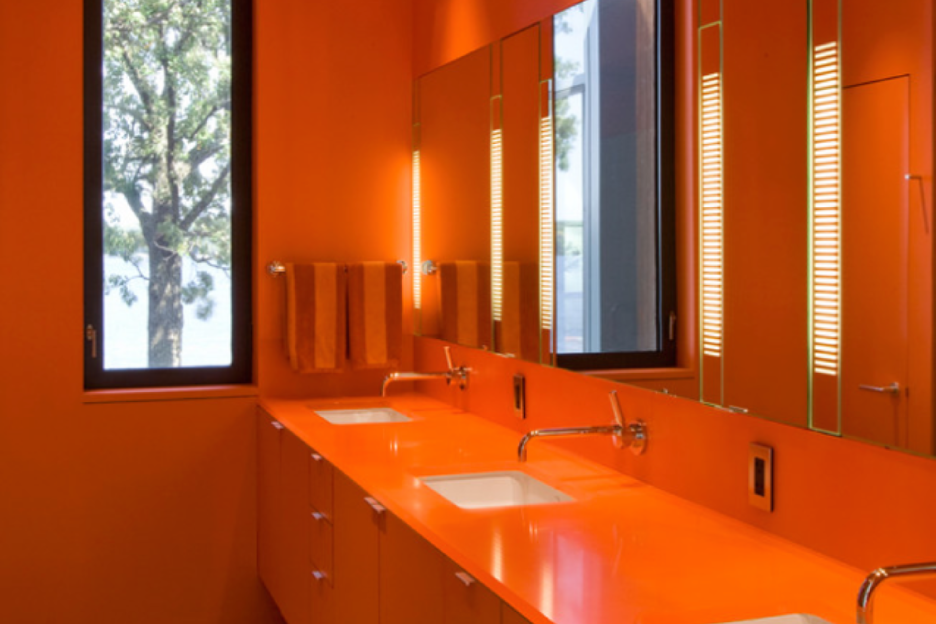 10 Mouthwatering Ways to Decorate with Orange