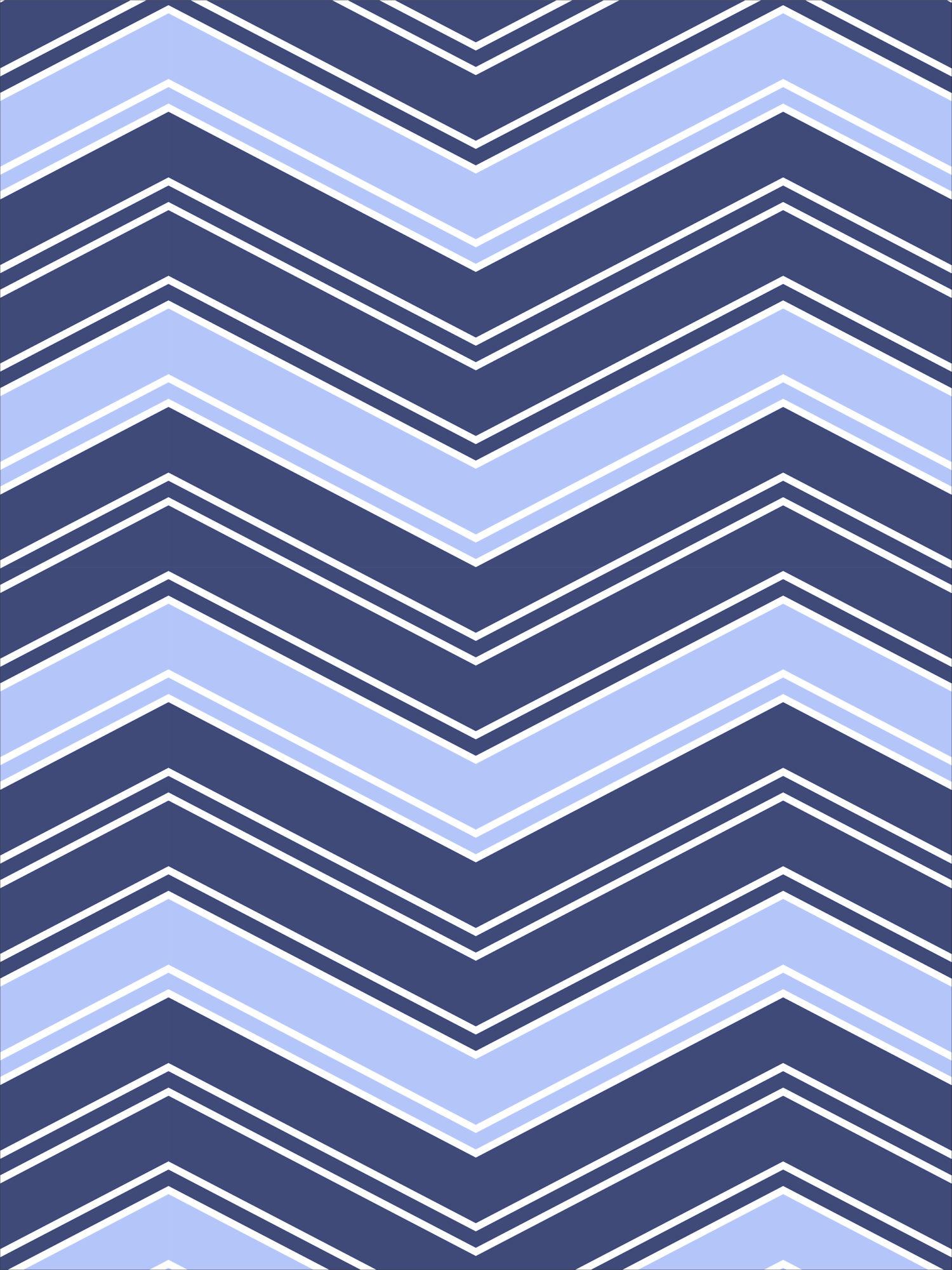 ZigZag | Blue
