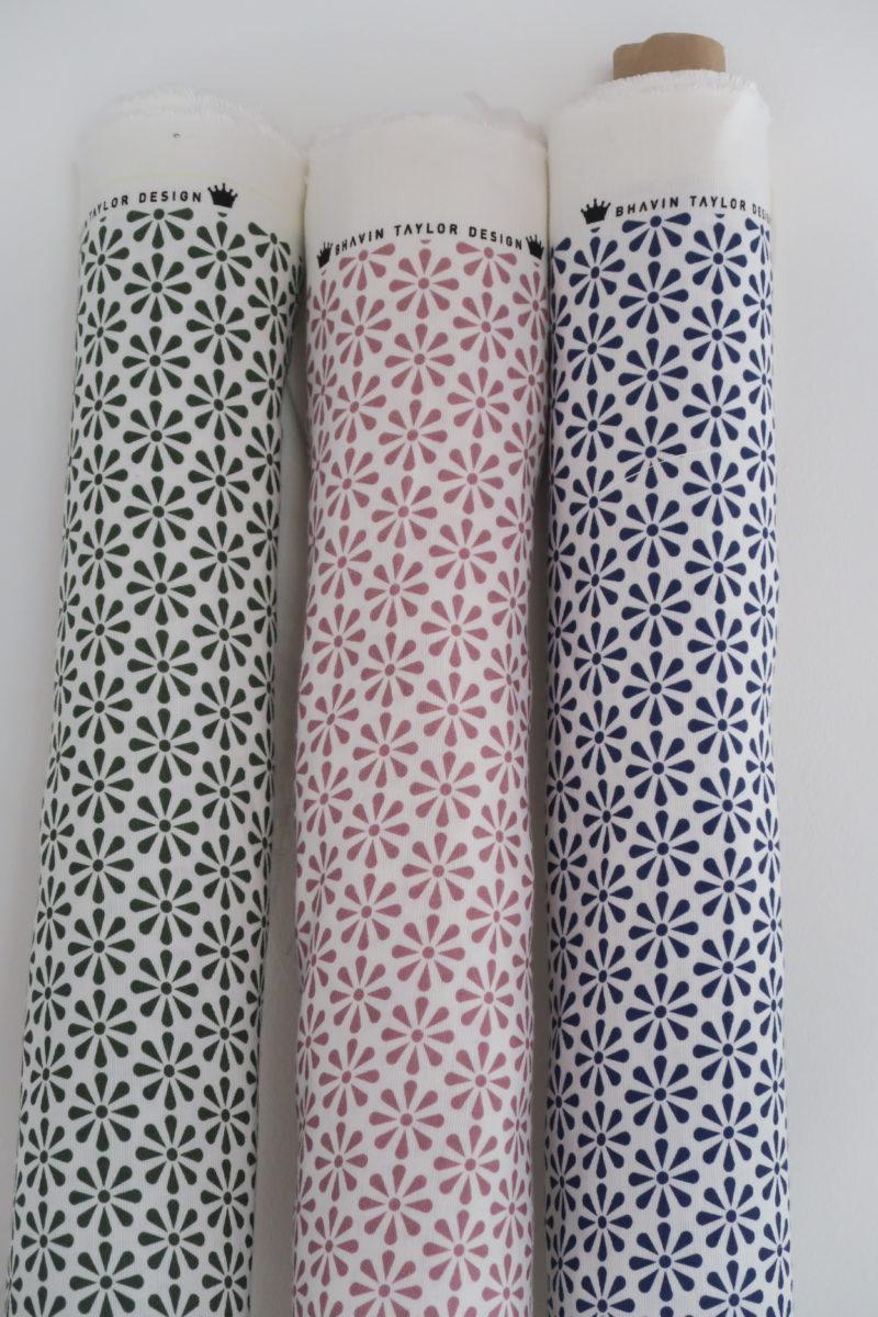 Flower | Linen | Pink