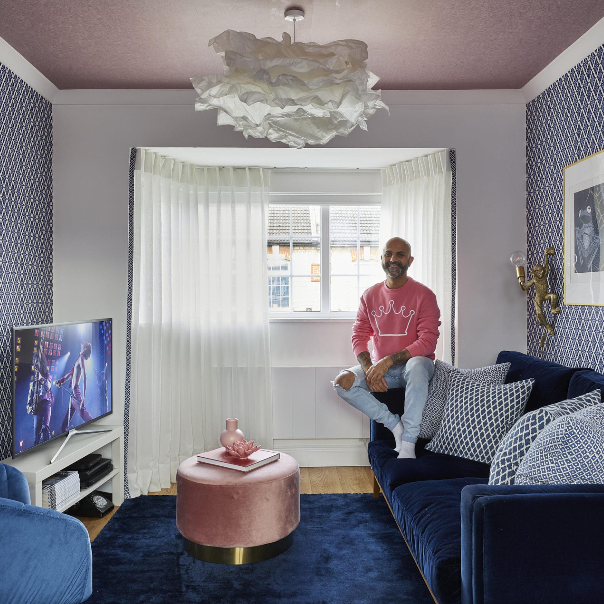 Bhavin's bijou apartment