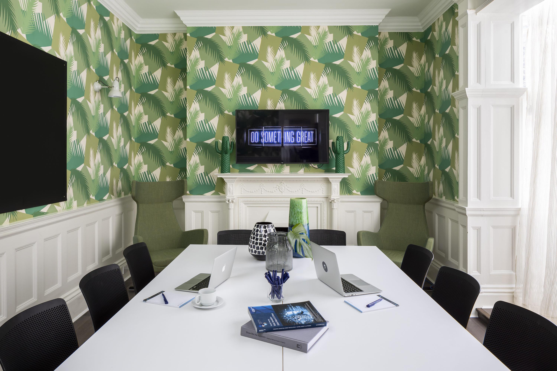 ASI meeting rooms
