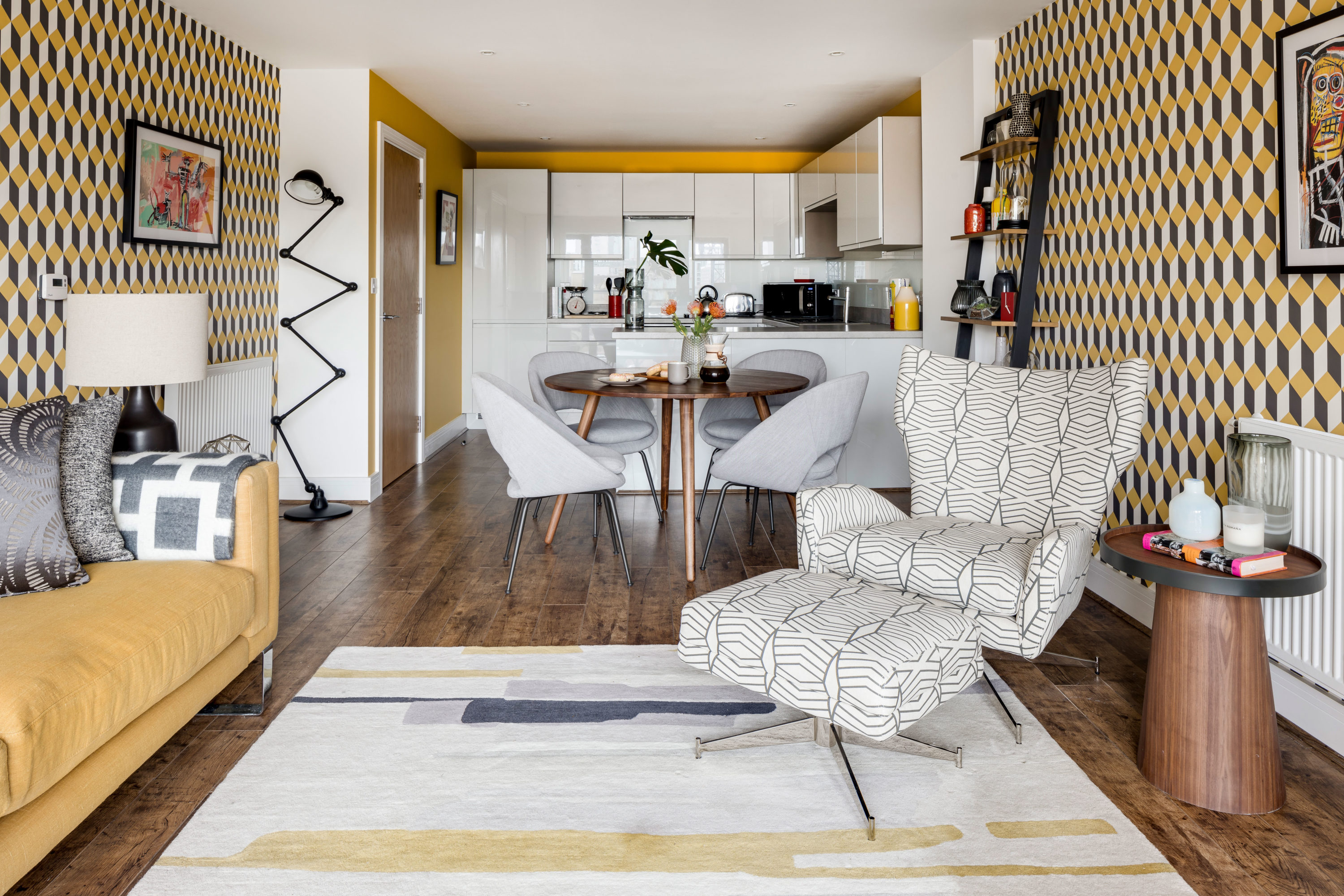 Wandsworth Town Apartment