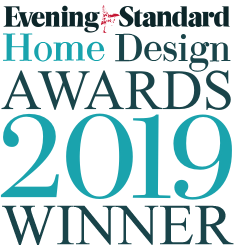 Winner of the Evening Standard Home Design Awards 2019